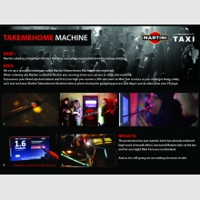 TAKEMEHOME MACHINE