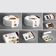 Staburadze packaging design