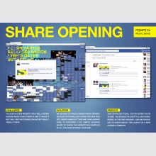 SHARE OPENING